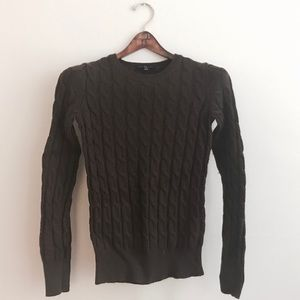 Brown sweater from GAP